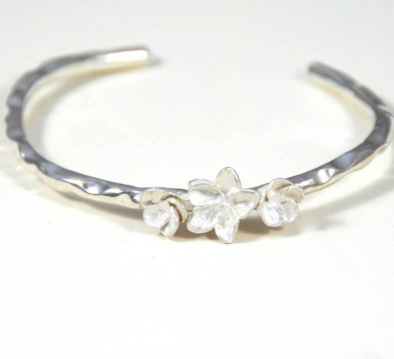 (c) Alice Stewart Silver Bracelet